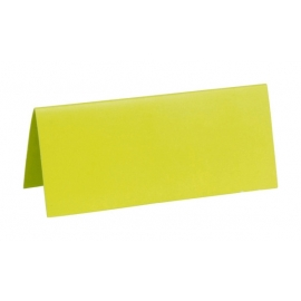 Marque Place rectangle carton x 10 Turquoise
