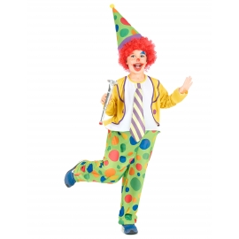 CLOWN 4/6 ANS