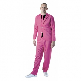 COSTUME FLUO ROSE