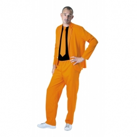 COSTUME FLUO ORANGE