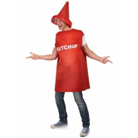 KETCHUP TAILLE UNIQUE