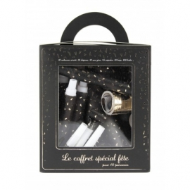 COFFRET 10 PERS LUXE