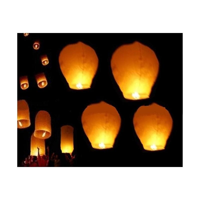Lanterne Céleste Ignifugée 1m