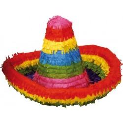 Piñata Chapeau Mexicain