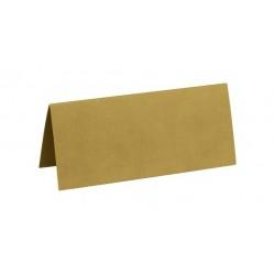 Marque Place rectangle carton x 10 Ivoire