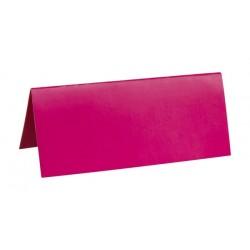 Marque Place rectangle carton x 10 Or