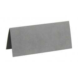 Marque Place rectangle carton x 10 Vert Anis