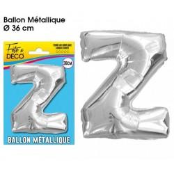 "BALLONS 36CM ALU ""Z"""