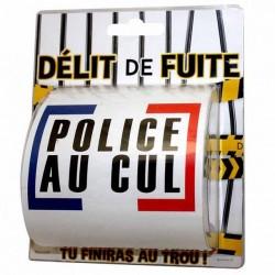PAPIER TOILETTE POLICE