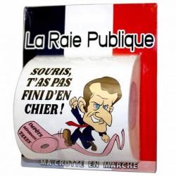 PAPIER TOILETTE REPUBLIQUE