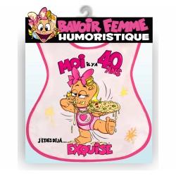 BAVOIRS HUMORIQTIQUES FEMME 40 ANS